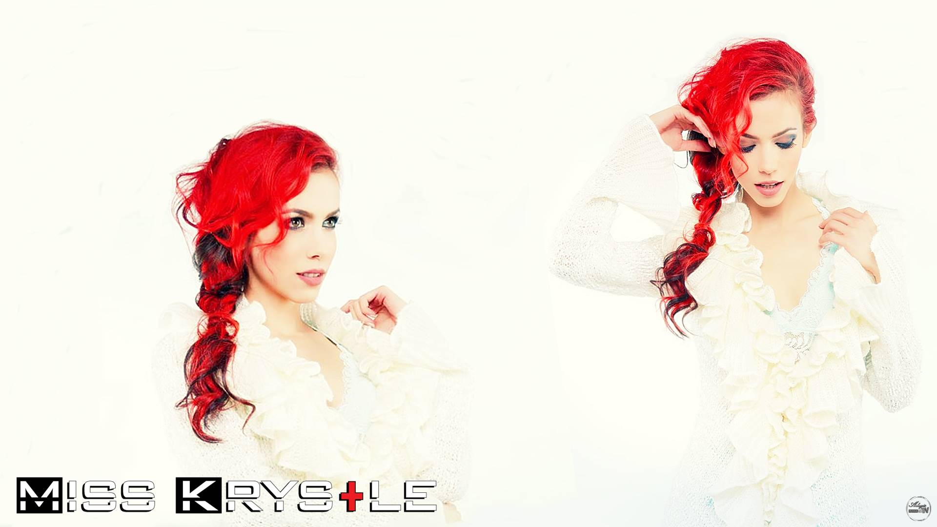 Adagio TV Russia presents:  Miss Krystle