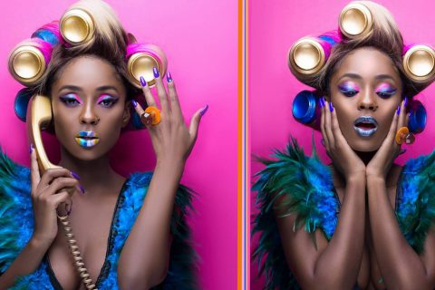 Adagio TV Russia presents:  Vanessa Mdee