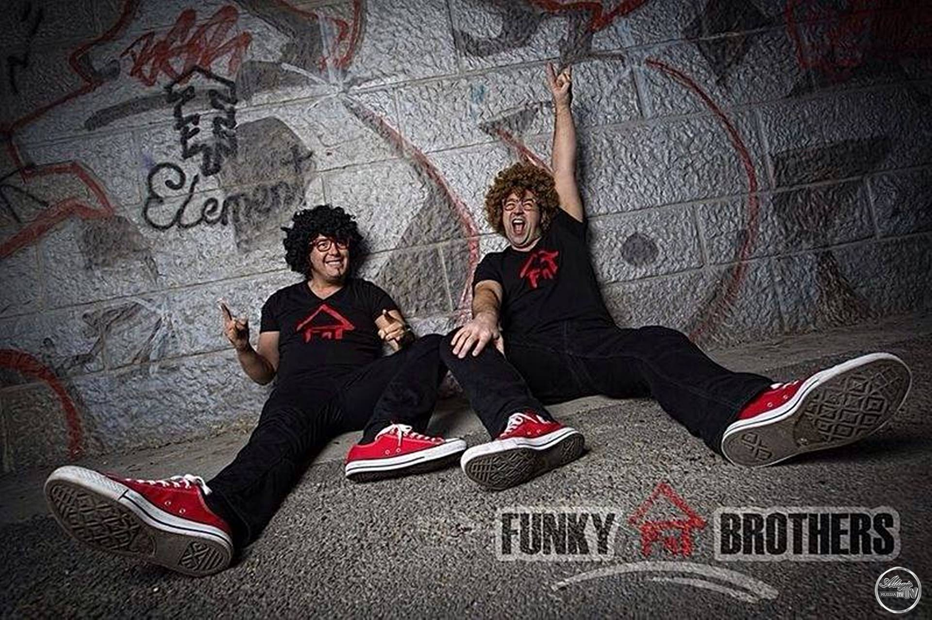 Funky House Brothers