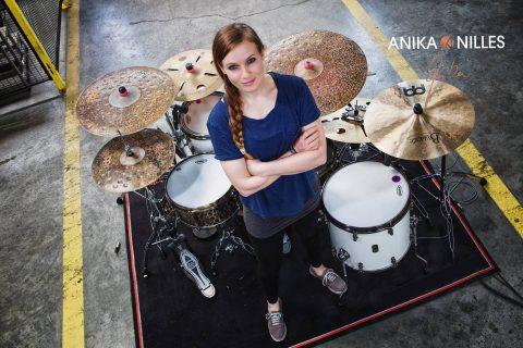 Adagio TV Russia presents:  Anika Nilles