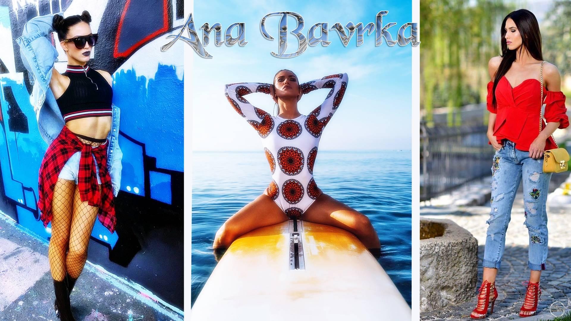 Model: Ana Bavrka