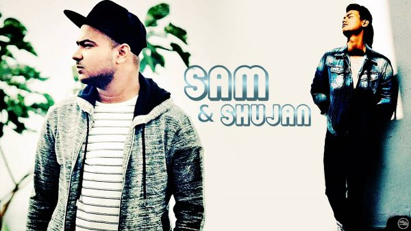 Sam and Shujan