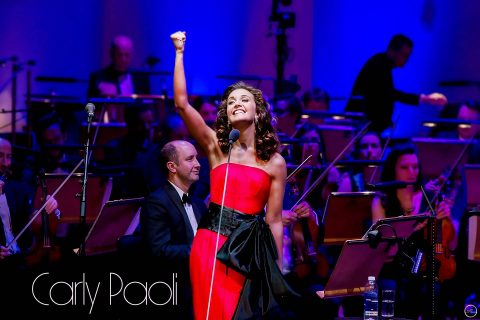 Adagio TV Russia presents:  Carly Paoli