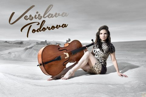 Adagio TV Russia presents:  Vesislava Todorova