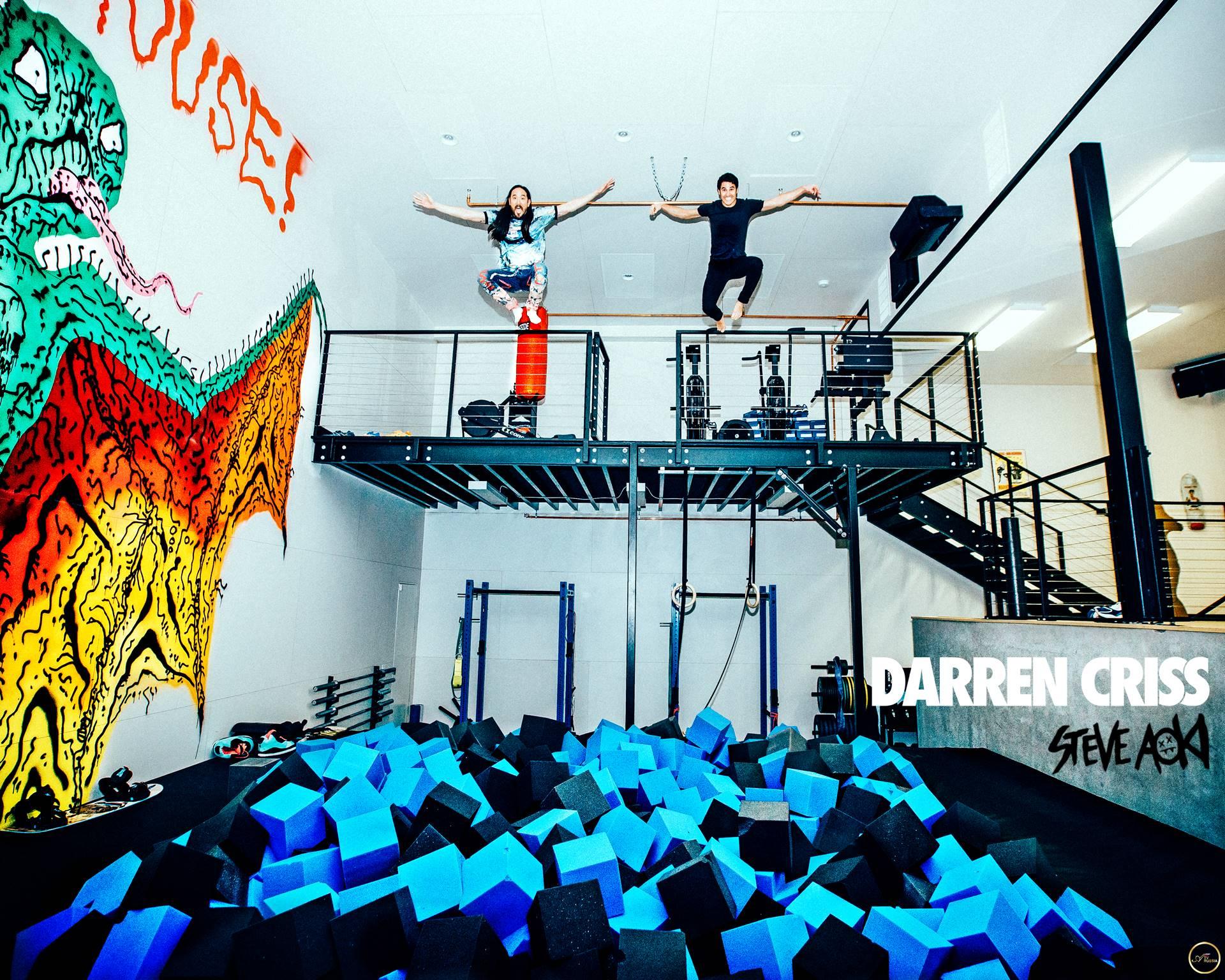 Steve Aoki x Darren Criss