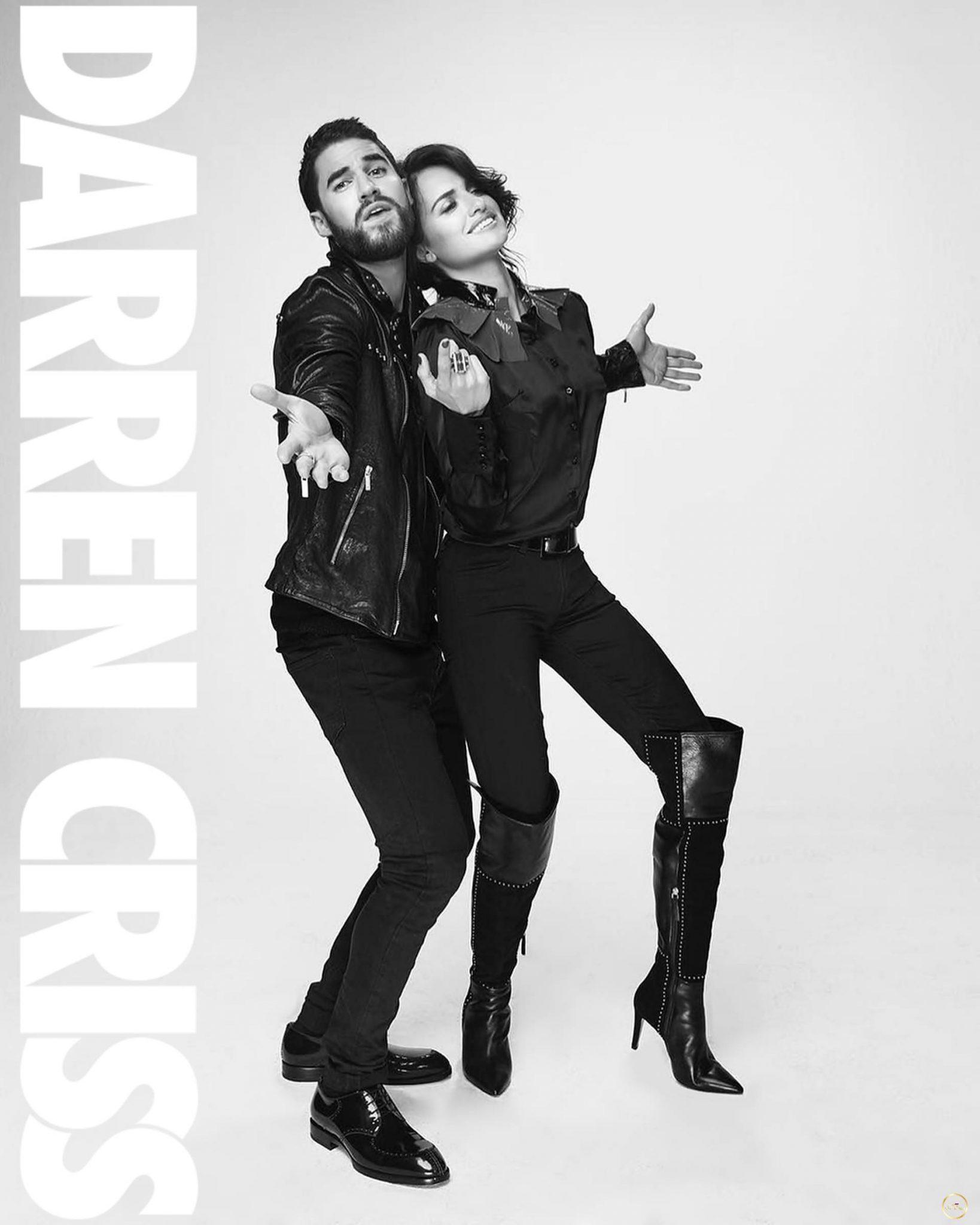Darren Criss x Penelope Cruz