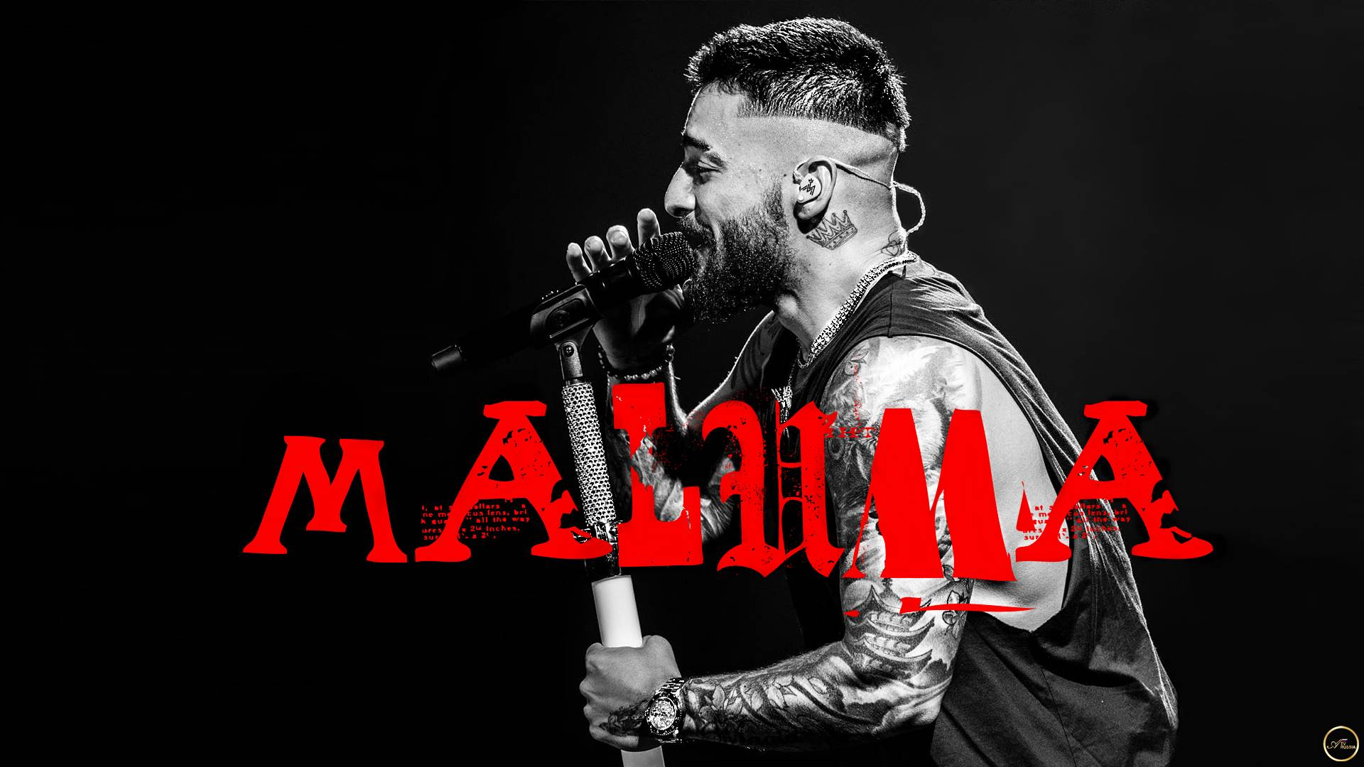 Adagio TV Russia presents:  Maluma