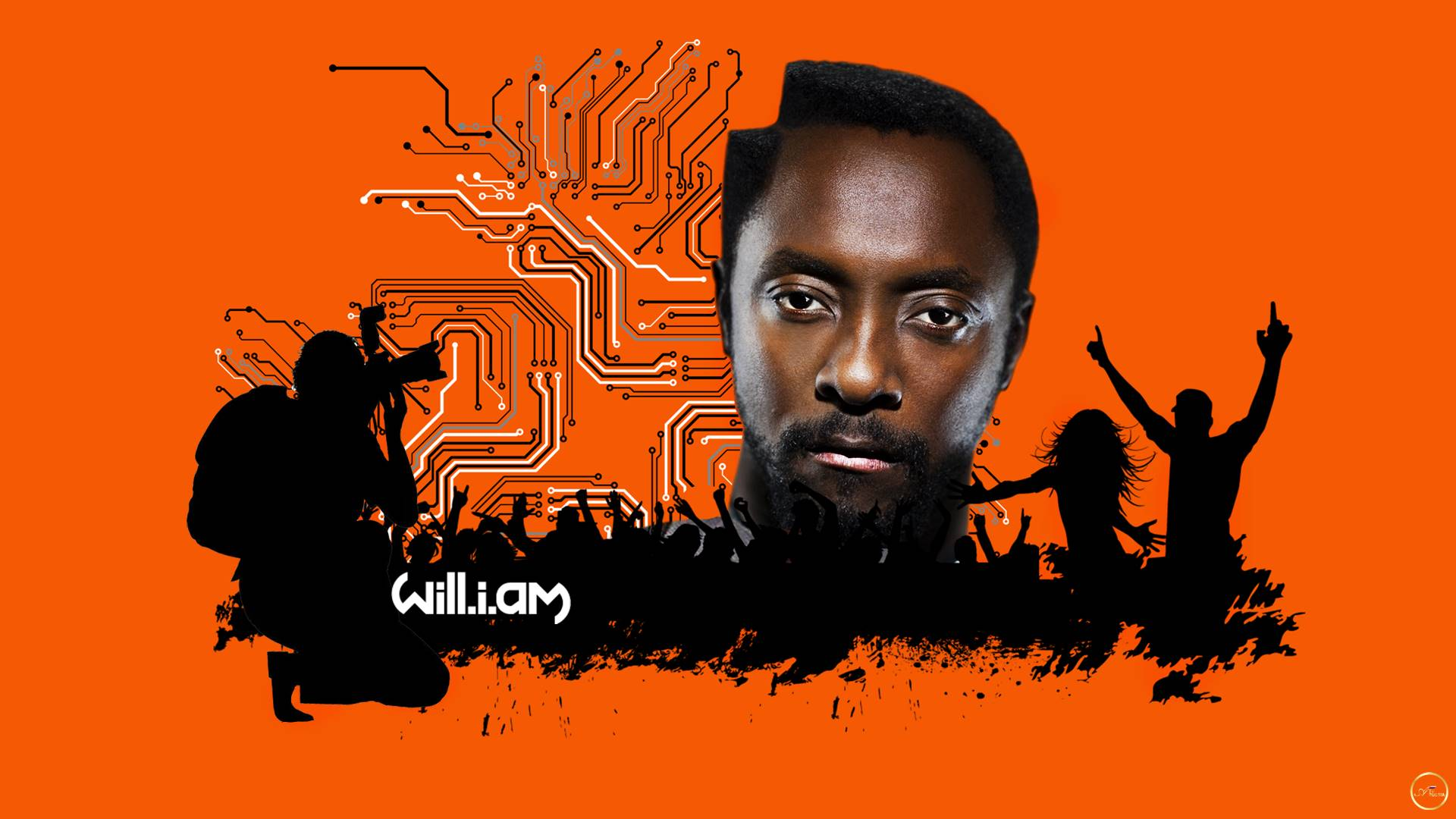 Adagio TV Russia presents:  Will.i.am