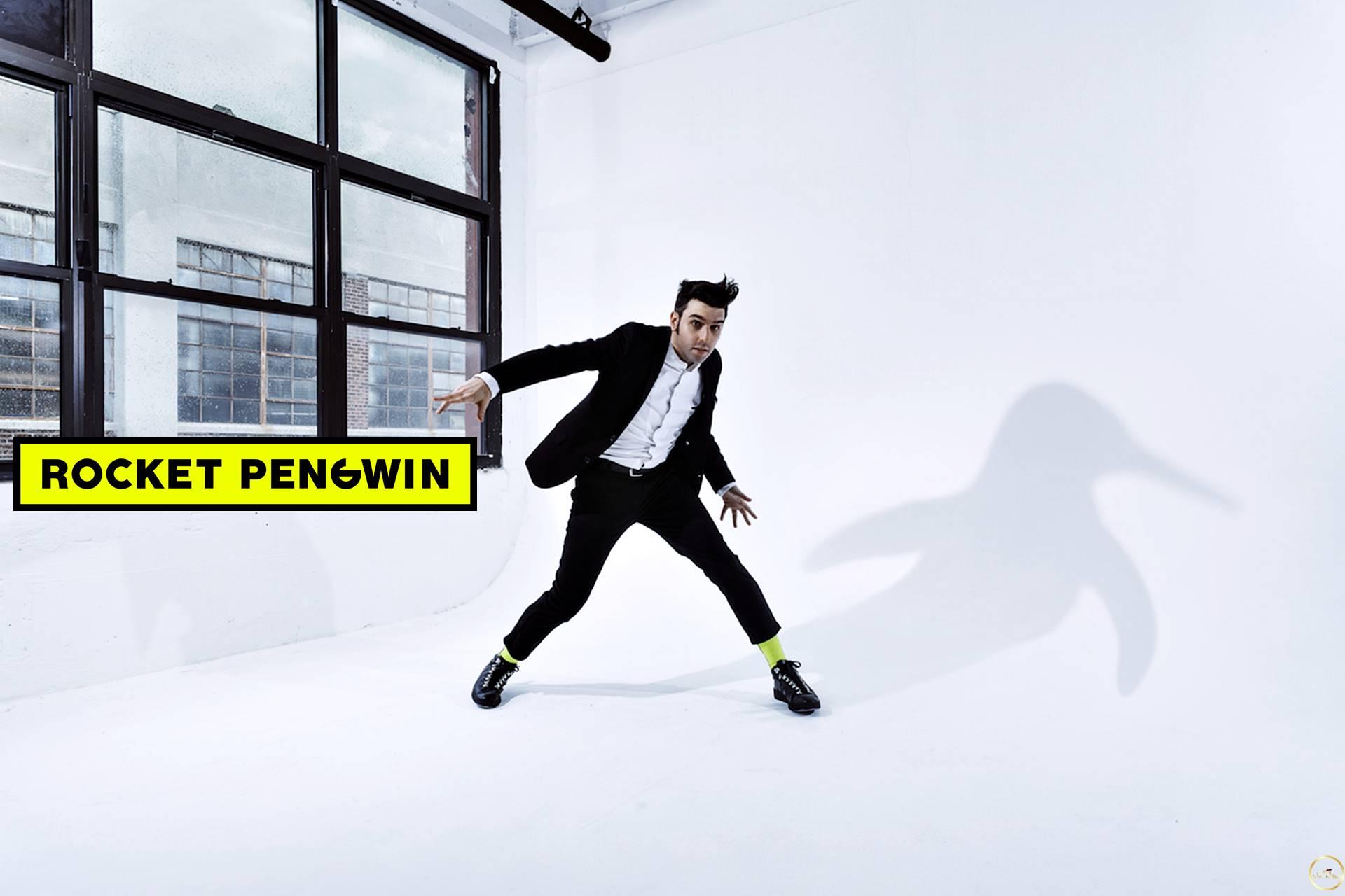 Rocket Pengwin